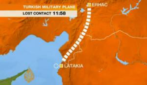 la proxima guerra avion derribado por siria turquia