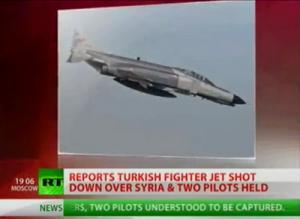 la proxima guerra siria derriba un avion de turquia
