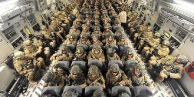 la proxima guerra soldados tropas eeuu afganistan avion