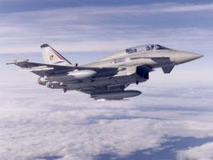 la proxima guerra reino uindo emiratos arabes unidos iran Eurofighter Typhoon